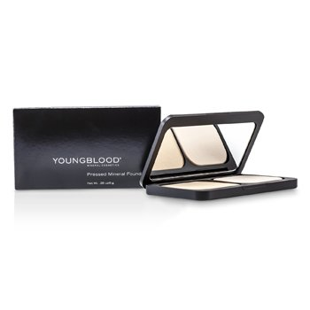 Youngblood Base Maquillaje Mineral Prensada - Barely Beige