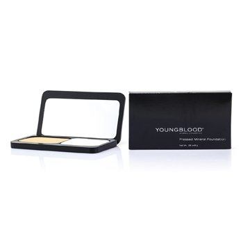 Youngblood Base Maquillaje Mineral Prensada - Toffee