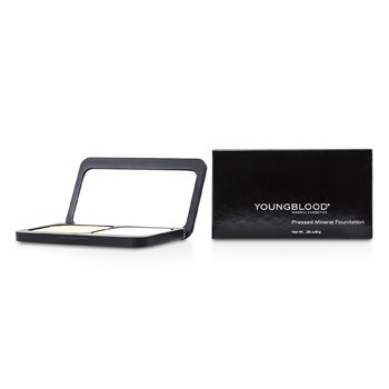 Youngblood Base Maquillaje Mineral Prensada - Warm Beige