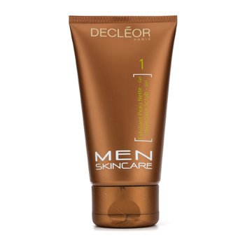 Decleor Men Essentials Gel Exfoliante Limpiador