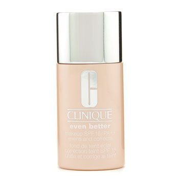 Clinique Even Better Maquillaje SPF15 (Piel Seca Mixta a Mixta Grasa) - No. 18 Deep Neutral