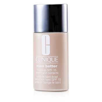 Clinique Even Better Maquillaje SPF15 (Piel Seca Mixta a Mixta Grasa) - No. 12 Ginger