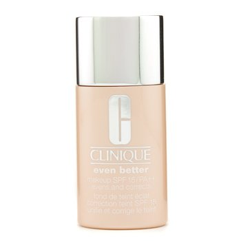 Clinique Even Better Maquillaje SPF15 (Piel Seca Mixta a Mixta Grasa) - No. 10/ WN114 Golden