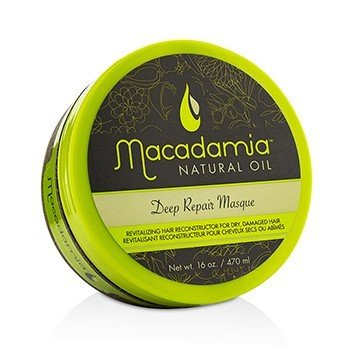 Macadamia Natural Oil Deep Repair Masque ( Cabello Seco, Dañado)