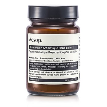 Aesop Resurrection Aromatique Bálsamo Manos