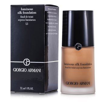 Giorgio Armani Luminous Silk Base Maquillaje - # 5.5 (Natural Beige)