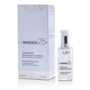 Orlane Anagenese 25+ Morning Recovery Concentrate First Time-Fighting  - Serum Antienvejecimiento