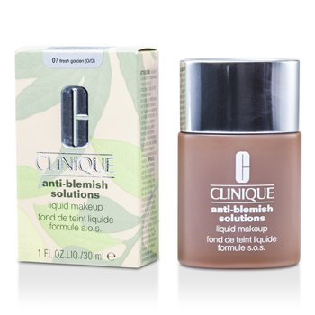 Clinique Maquillaje Líquido Solución Antimanchas - # 07 Fresh Golden