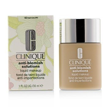 Clinique Anti Blemish Solutions Maquillaje Líquido - # 02 Fresh Ivory