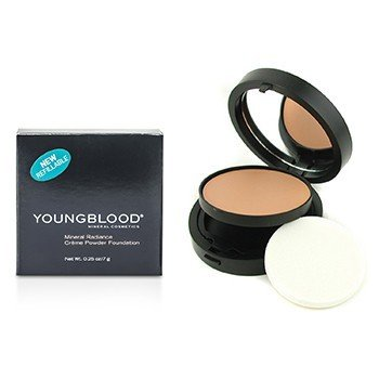 Youngblood Mineral Radiance Base de Maquillaje Crema Polvos - # Neutral
