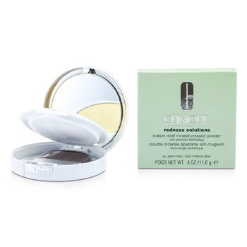 Clinique Redness Solutions Instant Relief  Polvos Minerales Prensados