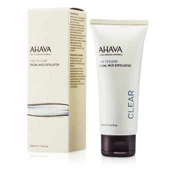 Ahava Time To Clear Exfoliante Musgo Facial