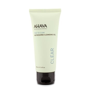 Ahava Time to Clear Gel Limpiador Refrescante