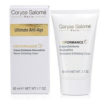 Coryse Salome Ultimate Anti-Age Renew Exfoliating Cream