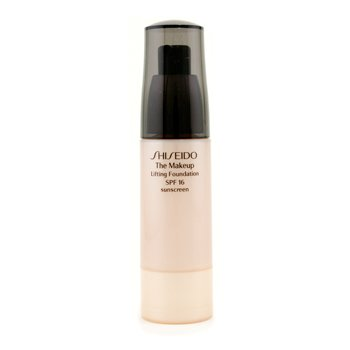 Shiseido The Makeup Lifting Base de Maquillaje SPF 16 - I60 Natural Deep Ivory