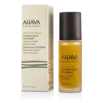 Ahava Time To Revitalize Tratamiento Extremo Revitalizante Rostro