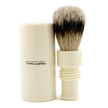 Truefitt & Hill Turnback Traveler Badger Brocha Afeitado- # Ivory