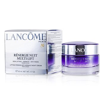 Lancome Renergie Multi-Lift Lifting Crema Reafirmante Antiarrugas Noche
