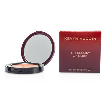 Kevyn Aucoin The Elegant Gloss Labial - # Molasses (Warm Taupe Apricot)