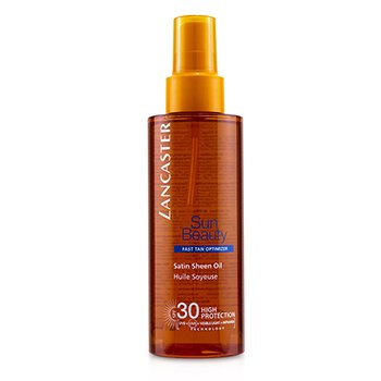 Lancaster Sun Beauty Satin Sheen Aceite Optimizante Bronceado SPF 30