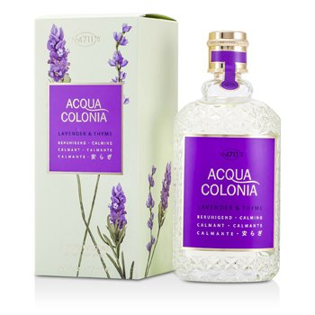 4711 Acqua Colonia Lavender & Thyme Eau De Cologne Spray