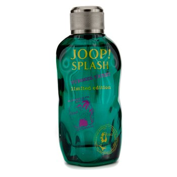 Joop Splash Summer Ticket Eau De Toilette Spray (Edición Limitada)