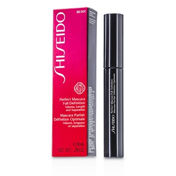 Shiseido Perfect Mascara Full Definition - # BK901 Black
