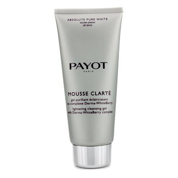 Payot Absolute Pure White Mousse Gel Limpiador Blanqueador