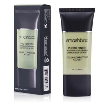 Smashbox Photo Finish Color Base Maquillaje Correctora Primer (Tube) - Adjust