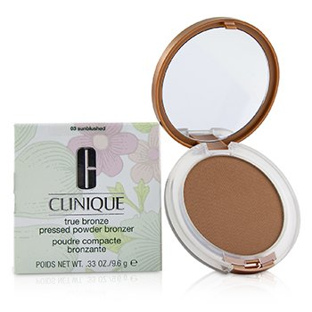 Clinique True Bronze Polvos prensados bronceadores - No. 03 Sunblushed