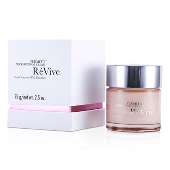 Re Vive Fermitif Neck Renewal Cream / Crema Renovadora Cuello-Escote  SPF15