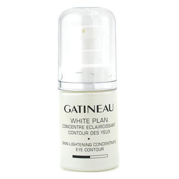 Gatineau White Plan Skin Lightening Eye Contour Concentrate - Serum Contorno Ojos