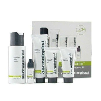Dermalogica MediBac Clearing Adult Acne Tratamiento Kit