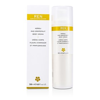 Ren Neroli and Grapefruit Crema Corporal