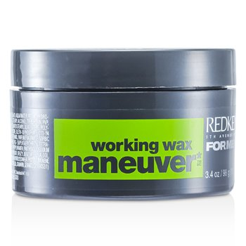 Men Maneuver Working Wax - Cera Moldeadora Hombre