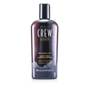 American Crew Men Light Hold Texture Lotion - Loción Textura Fijadora