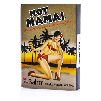 TheBalm Hot Mama! Shadow/ Blush