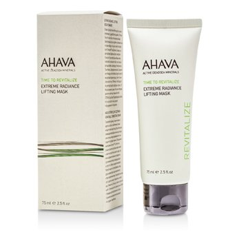 Ahava Time To Revitalize Extreme Mascarilla Alisadora