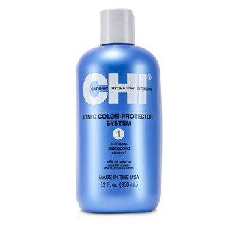 CHI Ionic Colour Protector System 1 Champú