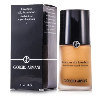 Giorgio Armani Luminous Silk Base Maquillaje - # 9 Natural Suede