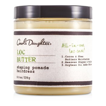 Carols Daughter Loc Butter 20433 Crema Moldeadora