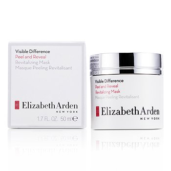 Elizabeth Arden Visible Difference Peel & Reveal Mascarilla Revitalizante