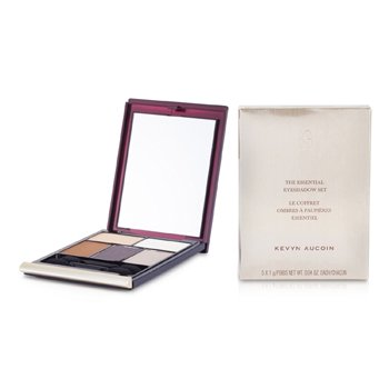 Kevyn Aucoin The Essential Set Sombra de Ojos - Palette #3