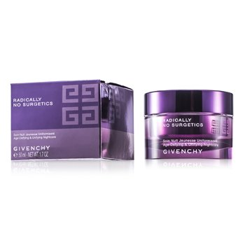 Givenchy Radically No Surgetics Age Defying & Unifying Night Care - Cuidado Noche Antienvejecimiento