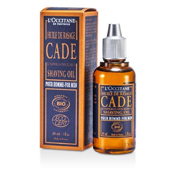 LOccitane Cade For Men Aceite Afeitado
