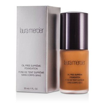Laura Mercier Oil Free Supreme Foundation - Rich Sienna