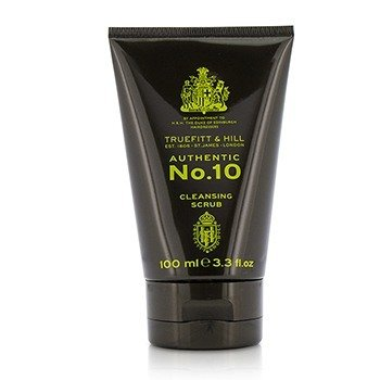 Truefitt & Hill Authentic No.10 Exfoliante Limpiador
