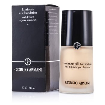 Giorgio Armani Luminous Silk Base Maquillaje - # 3 (Pale Peach)
