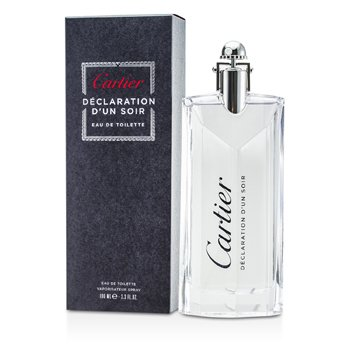 Cartier Declaration dUn Soir Eau De Toilette Spray