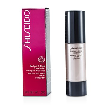 Shiseido Radiant Lifting Base Maquillaje SPF 17 - # I20 Natural Light Ivory